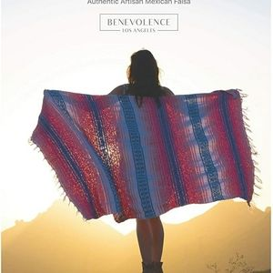 NEW! Mexican blanket